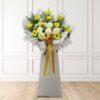 condolence-funeral-sympathy-wreath stand